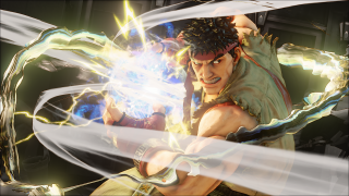 03 Ryu Vtrigger Critical Art