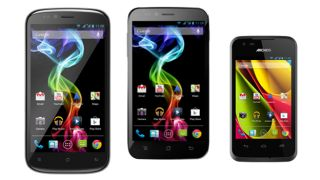 Archos confirms three new Android smartphones, following earlier leak