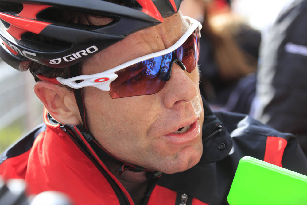 0a67cf01f0c43 Cadel Evans and Oakley working together on  Future of Cycling ...