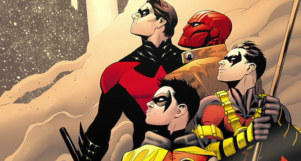 DC Comics, all of the Robins