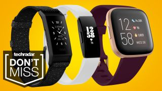 Fitbit Black Friday deals at Amazon