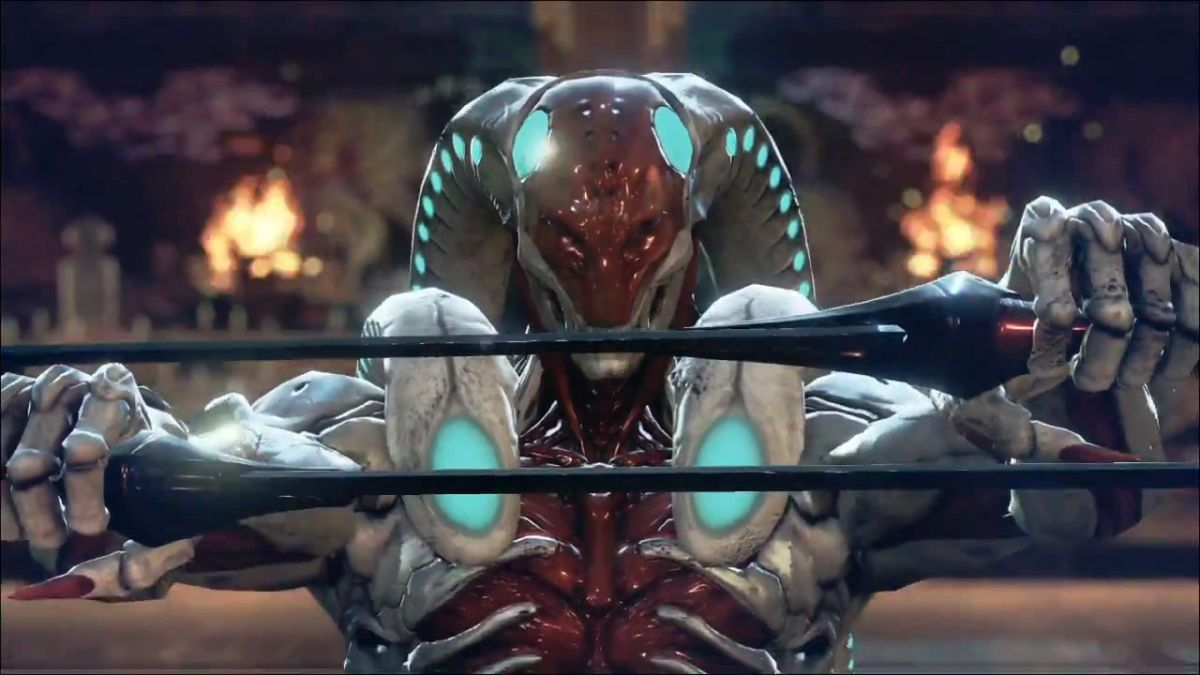 Here S 10 Minutes Of Tekken 7 S New Space Squid Yoshimitsu In Action Gamesradar