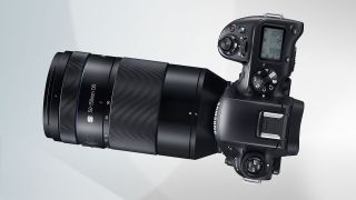 Samsung NX1 with 50 150mm f 2 8
