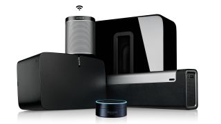 Sonos x Amazon Echo support
