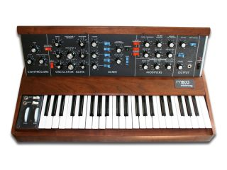 Only one of our clips was recorded on a real Minimoog...