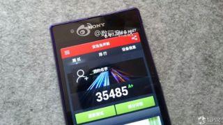 Sony Xperia Z1 AnTuTu
