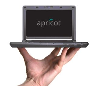 Apricot returns to UK with a cheeky little new netbook