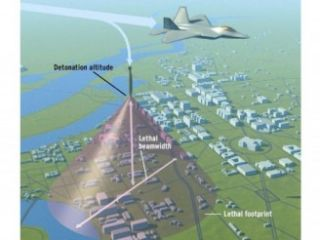 US army funds e bomb research at Texas Tech University
