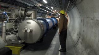 China is building a particle accelerator that'll dwarf CERN
