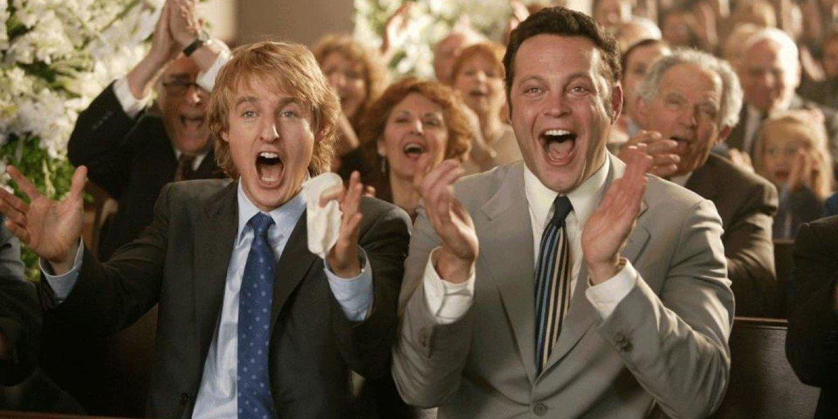 Owen Wilson, Vince Vaughn - Wedding Crashers
