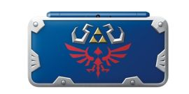 GameStop Is Getting A Sweet Hylian Shield Nintendo 2DS XL