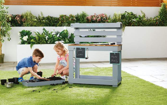 Aldi mud kitchen