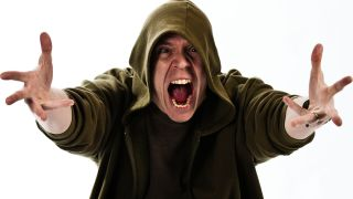 A promotional picture of Devin Townsend