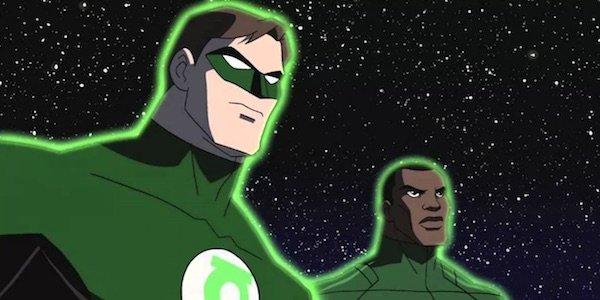 John Stewart and Hal Jordan