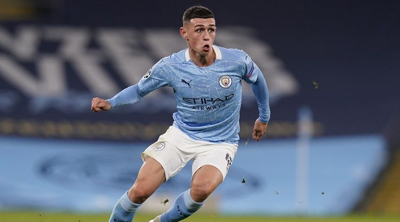 Manchester City starlet Phil Foden set to sign bumper new deal at club