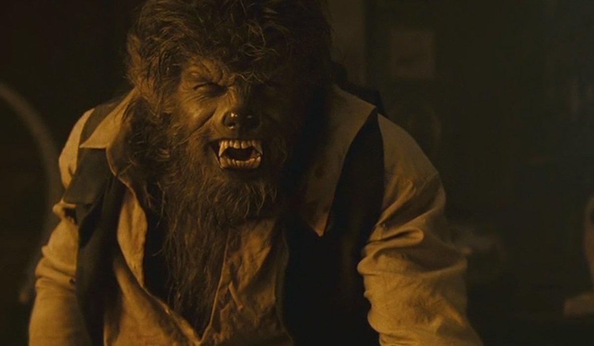 Benicio del Toro in 2010's The Wolfman