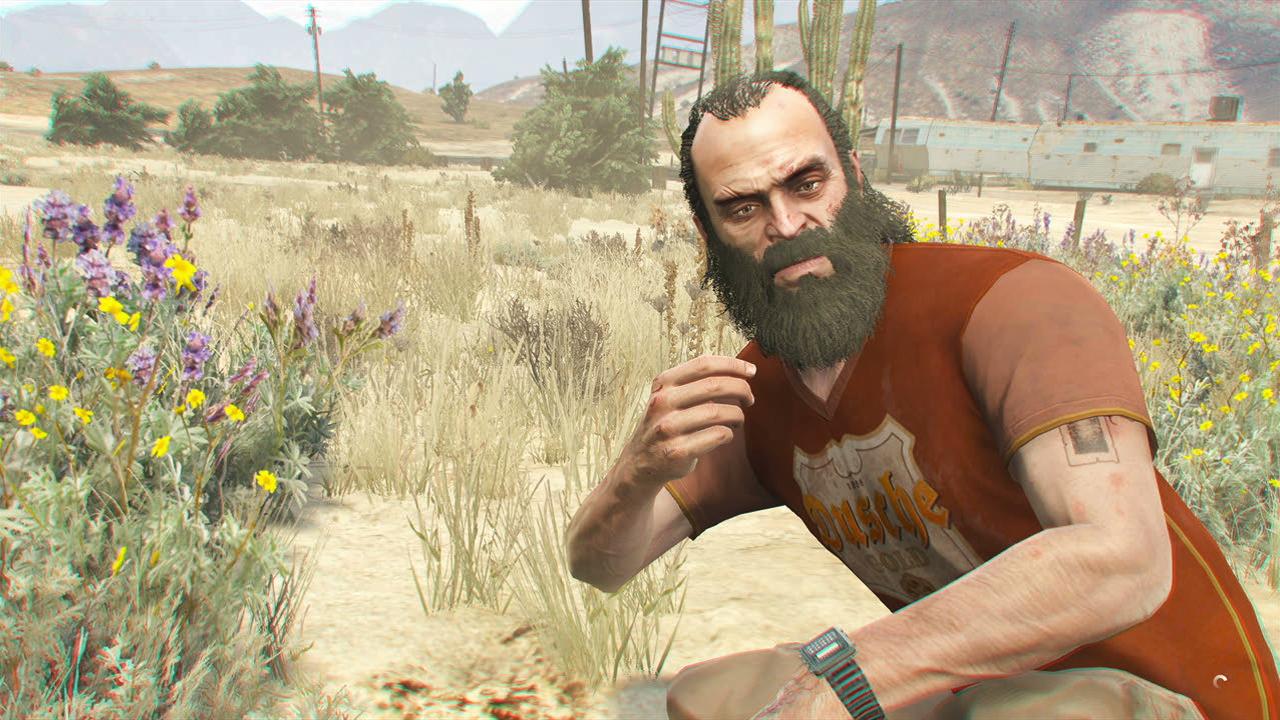 GTA 5 Peyote Plant Location Guide | GamesRadar+