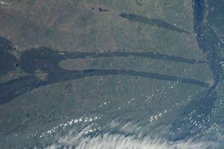Kulundra Steppe of Siberia