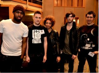 Drummer discusses Radio 1xtra session