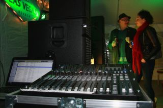 Soundcraft Si Compact Supports Leeds Community Trust