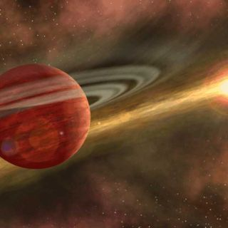 Simulations Show How Earth-Like Planets Can Form