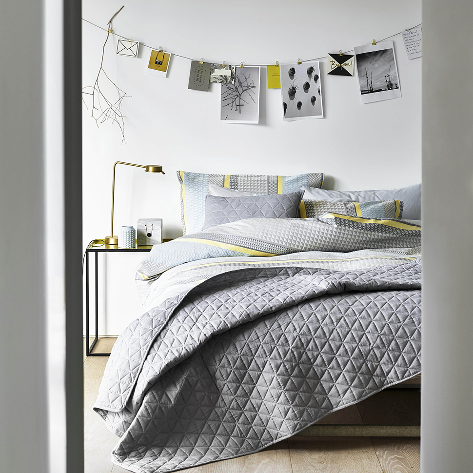Try Some Cool Scandi Style For A Bedroom Uplift