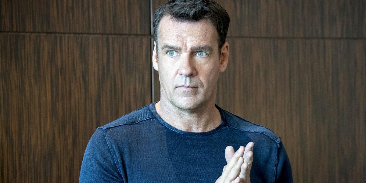 NCIS: Los Angeles Season 11 premiere David James Elliott as Navy Captain Harmon Harm Rabb, Jr. CBS