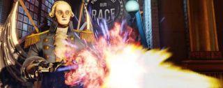 Bioshock Infinite - motorised patriot