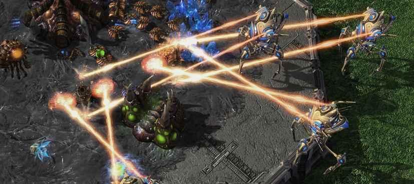 StarCraft 2 fan creates Protoss build order program | PC Gamer