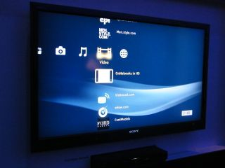 Sony Bravia web-enabled TVs, coming to the UK in 2010