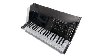 Decksaver now has a cover for Korg's MS-20 mini.