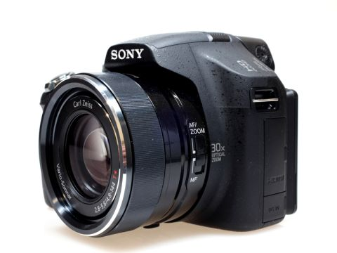 Sony Cyber-shot HX100V review | TechRadar