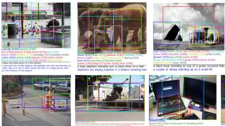 machine learning image captions