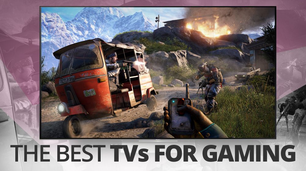 Best 4K TVs for gaming: 5 TVs that pair nicely with your PS4 and Xbox One