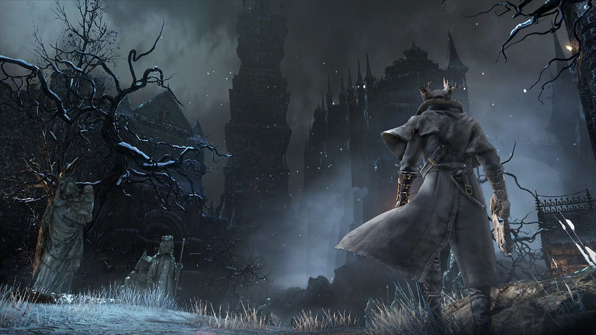 Dark Souls and Bloodbornes creator considers conventional stories a challenge