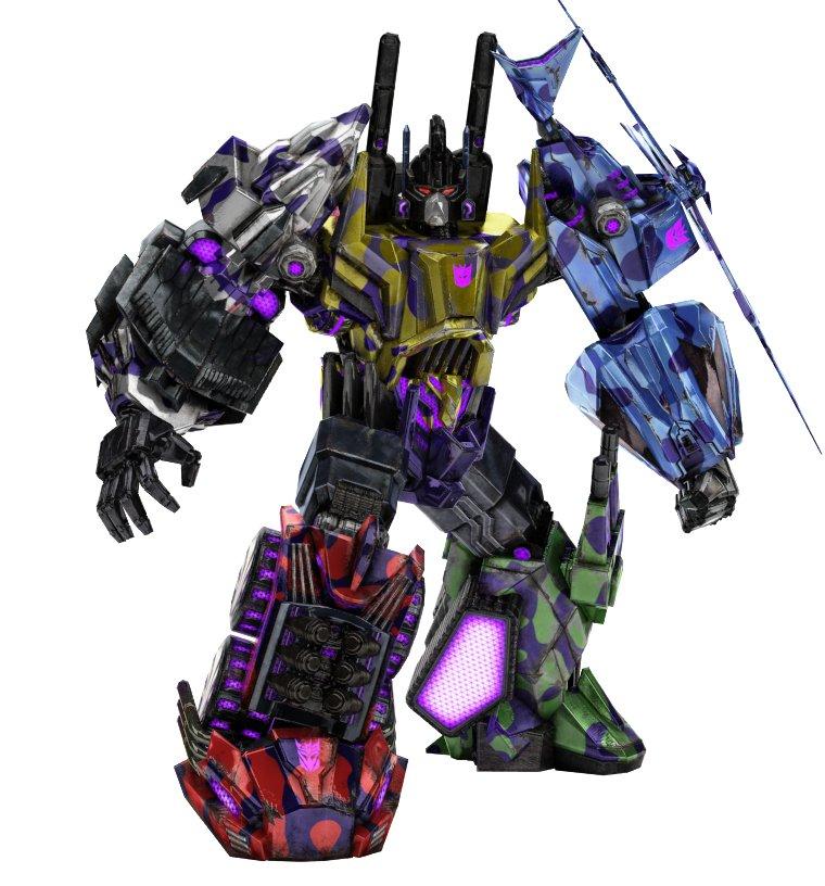 Transformers: Fall Of Cybertron Pre-Order Unlocks Old School Optimus, Bruticus #22198
