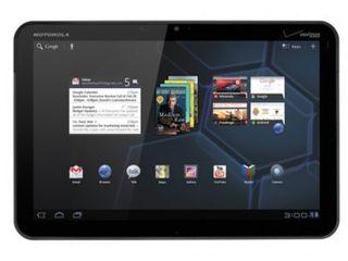 Motorola Xoom - an iPad competitor