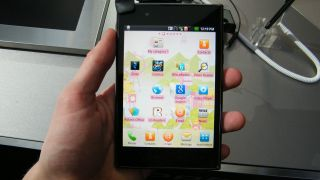 LG Optimus Vu heading to Europe this September