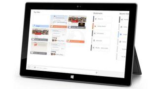 Modern Windows 8 Firefox