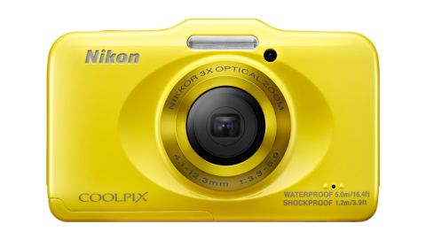 Nikon Coolpix S31 review