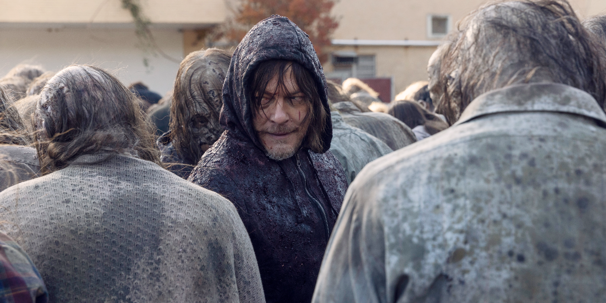 The Walking Dead Daryl Dixon Norman Reedus AMC
