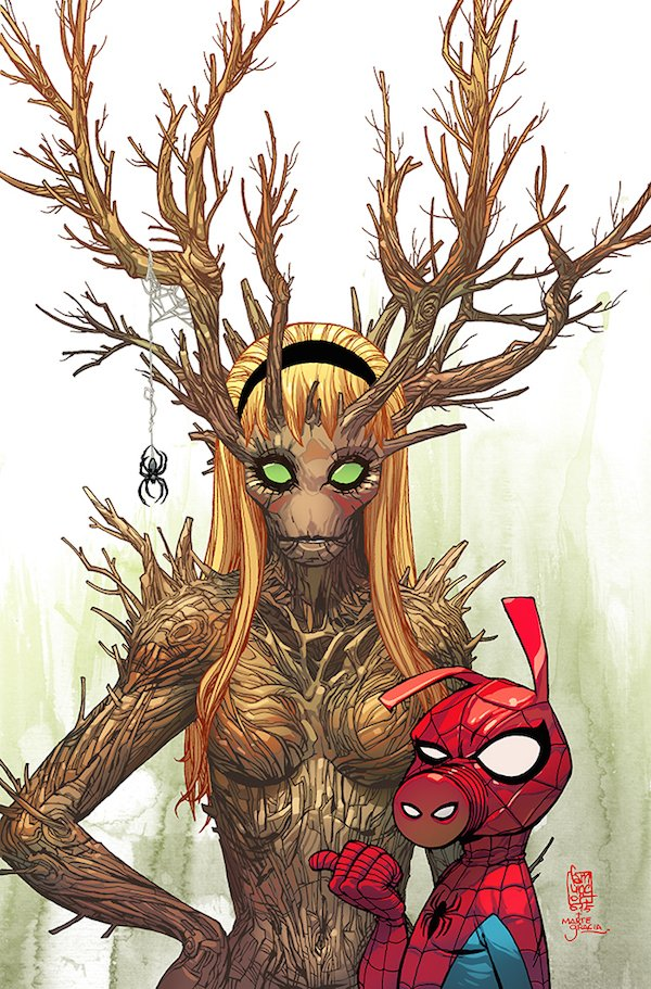 Groot's Latest Adventure Will Separate Him From Rocket Raccoon #32788