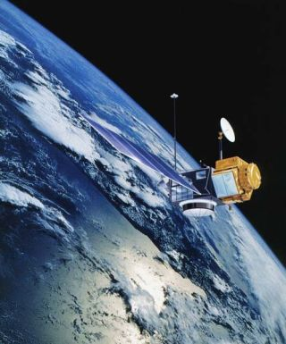 13-Year Mission Ends for Ocean Scanning Satellite