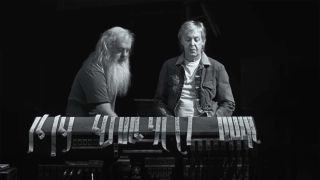 Paul McCartney x Rick Rubin