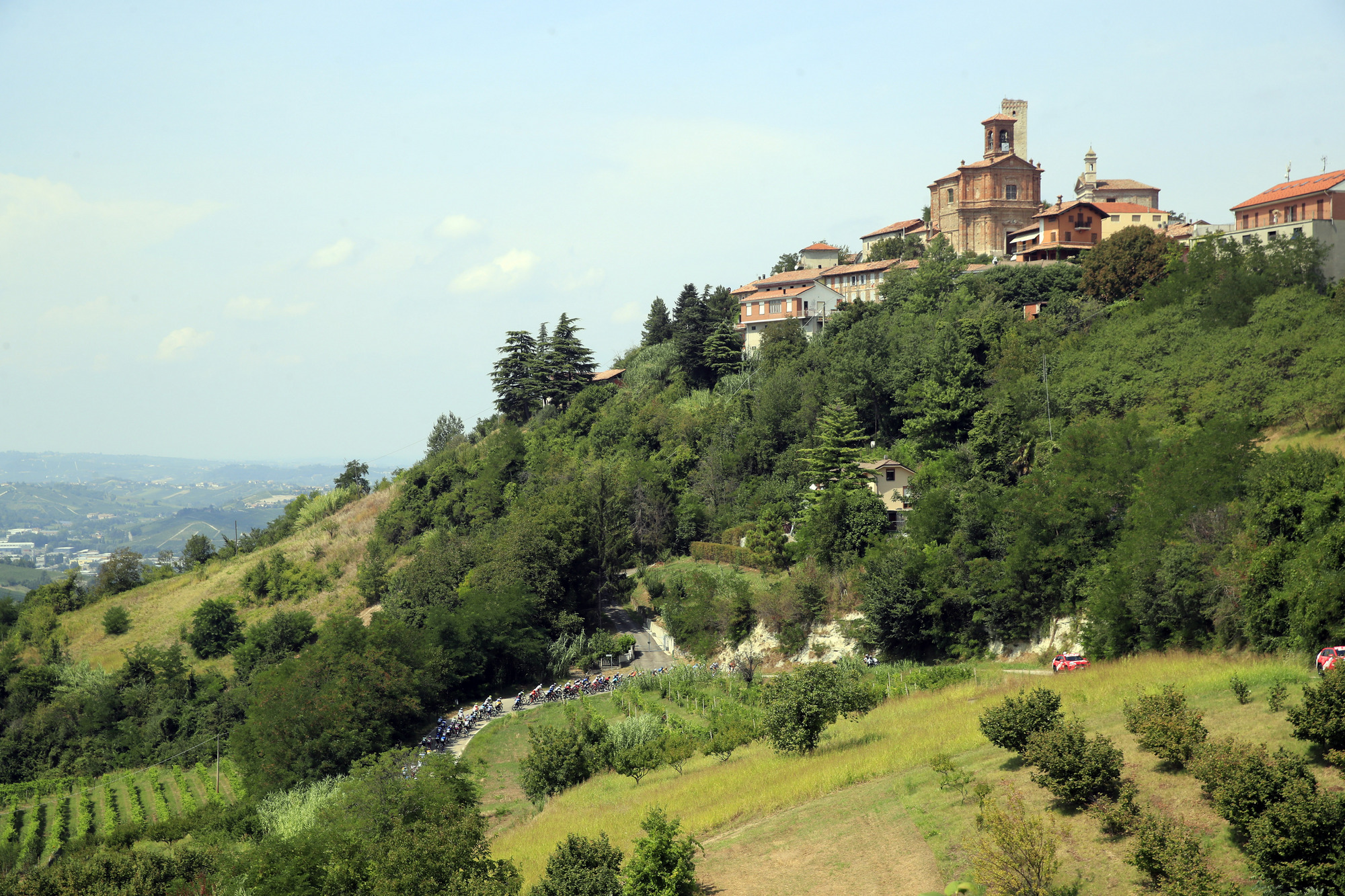 Gran Piemonte 2020 - 104th Edition - Santo Stefano Belbo - Barolo 187 km - 12/08/2020 - Scenery - photo Luca Bettini/BettiniPhoto©2020