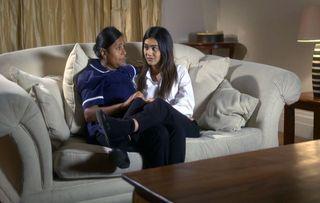 Doctors, Ruhma Carter, Alia Hanif