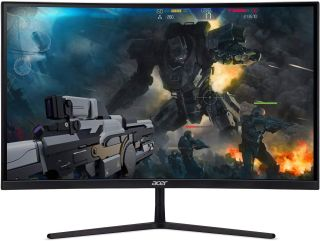 Acer curved gaming monitor