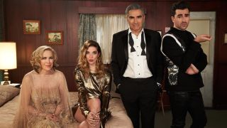 Schitt's Creek airs on CBC and Pop