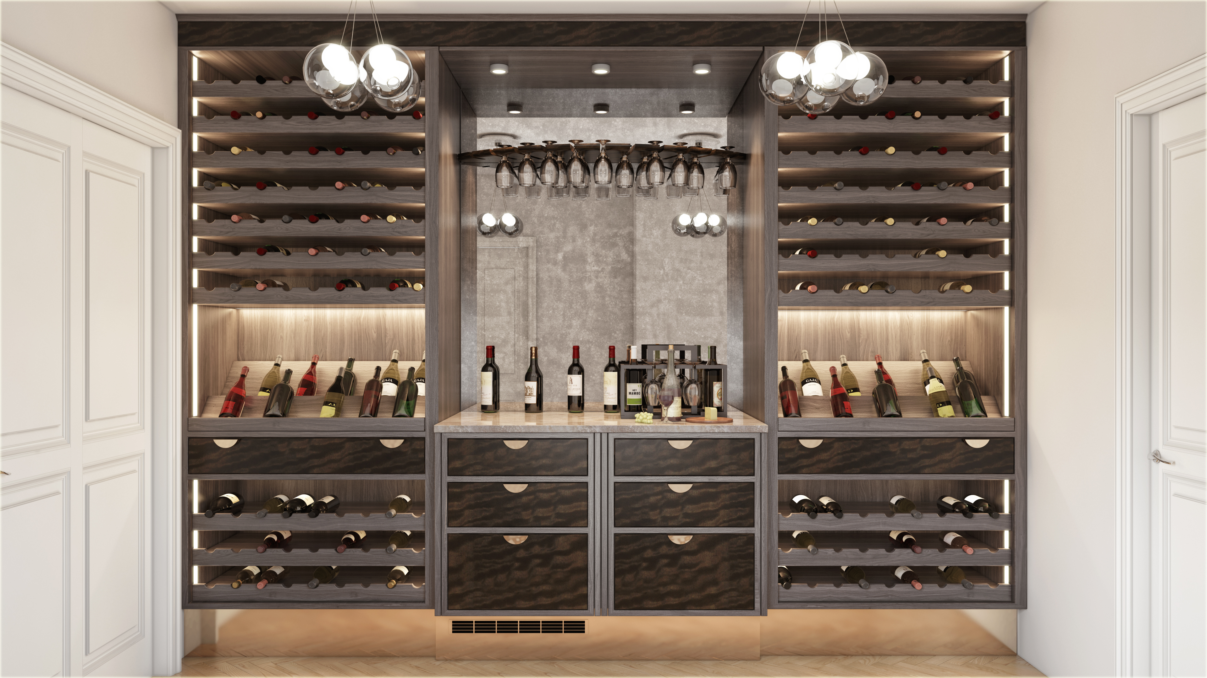 The Best Wine Cabinets Wine Rooms And Wine Storage Under