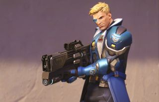 Overwatch Origins edition Strike Commander Morrison Soldier 76
